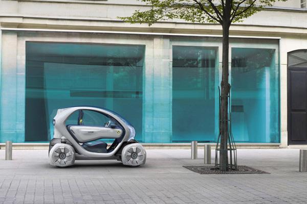 Renault Studie Twizy Z.E. Concept