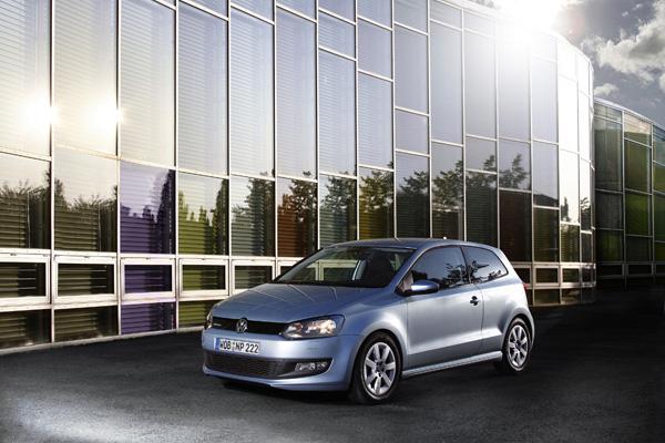 VW Polo BlueMotion: Gewinner des Grünen Lenkrads