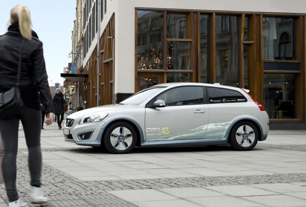 Elektroauto Volvo C30