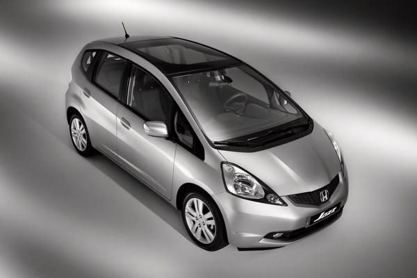 Honda Jazz bald auch als Hybrid