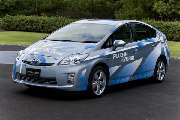 Toyota Prius Plug-In Hybrid (PHV)