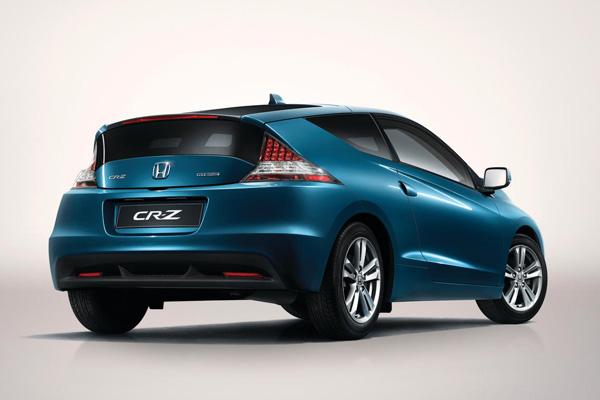 Honda CR-Z Hybrid Sportcoupe