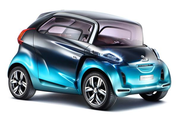 Peugeot bb1 Elektro-Stadtauto