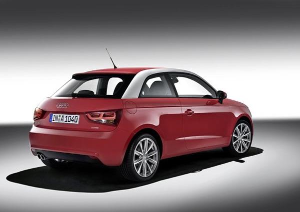 Premium in der Kompaktklasse: Audi A1