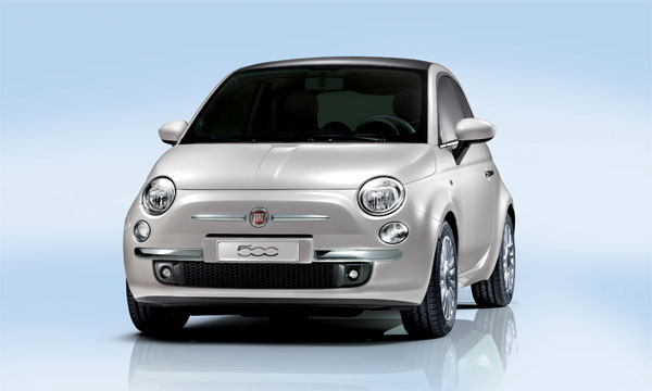 Fiat 500 neu mit TWIN AIR