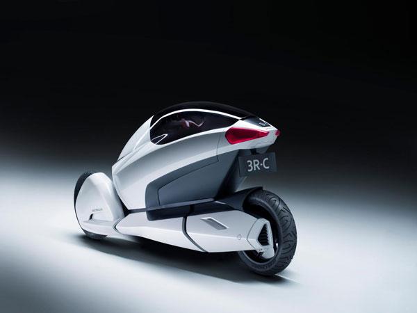 Honda 3R-C Elektrofahrzeug
