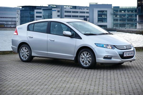 Honda Insight beim COP15