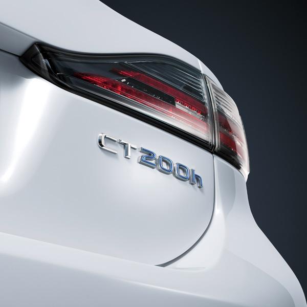 Lexus CT 200h Detail