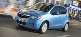 Opel Agila ecoFLEX: Kleinstwagen jetzt auch mit Autogas
