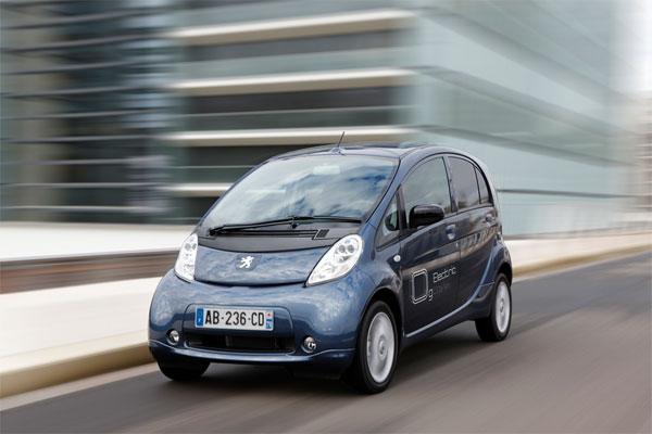 Peugeot iOn für 500 Euro im Monat