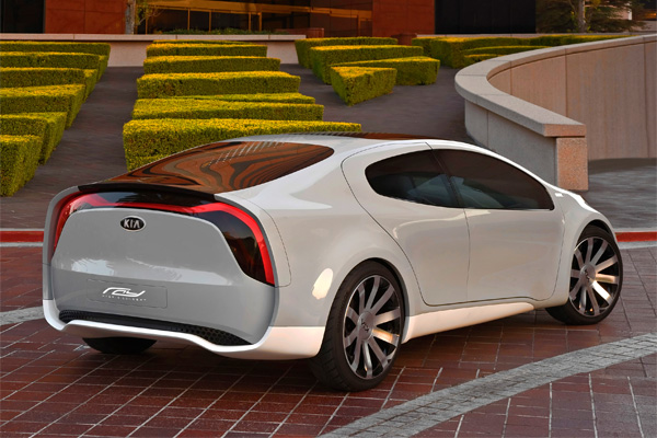 Plug-In Hybrid Kia Ray
