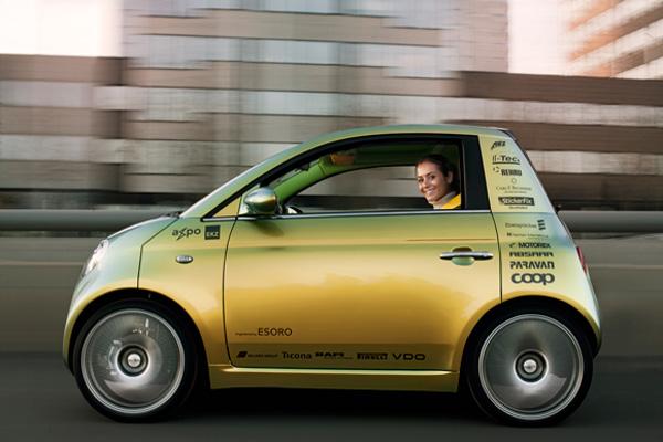 Rinspeed UC? Elektro-Stadtauto