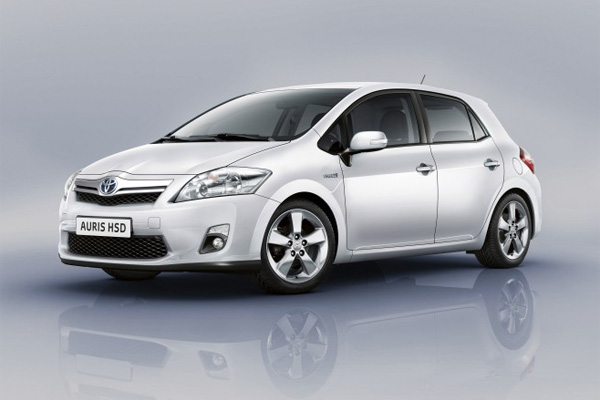 Toyota Auris HSD (Hybrid)