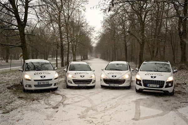 Peugeot Eco Cup