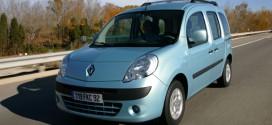 Renault Kangoo LPG und Kangoo Rapid LPG