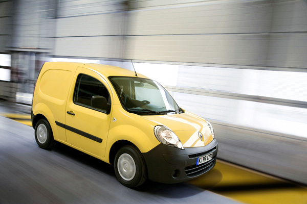 Renault Kangoo Rapid LPG