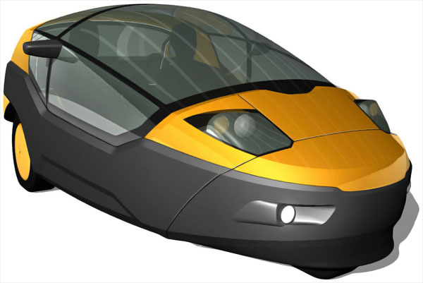 TW4XP Fahrzeug Design