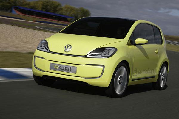 Elektroauto VW E-Up
