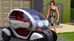 E-Auto Twizy Z.E. bei Sims 3
