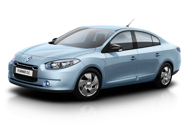 Renault Fluence Ze Vorstellung Des Elektroauto Serienmodells