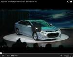Video: Hyundai Sonata Hybrid Premiere auf der NY Autoshow