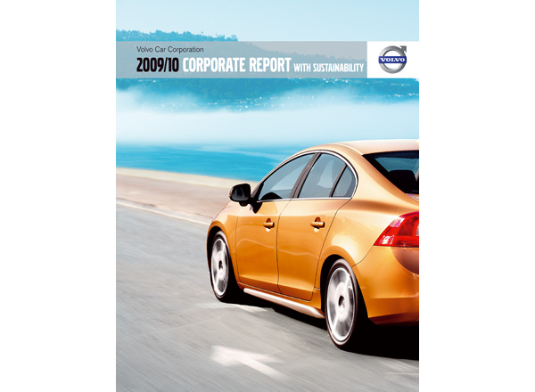 Volvo Corporate and Sustainability Report