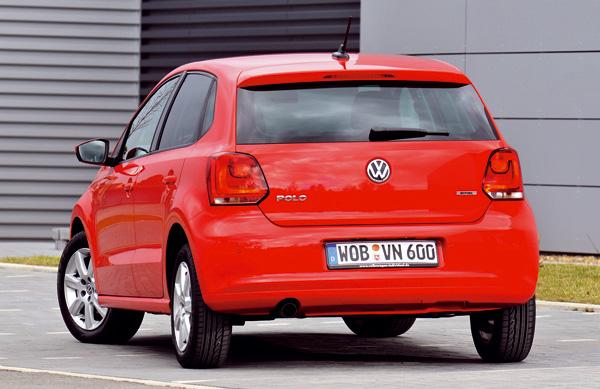 VW Polo BiFuel mit Autogas fahrbar