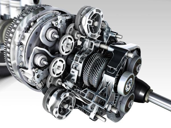 Renault EDC Doppelkupplungsgetriebe