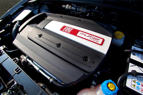 Fiat Punto Evo 1.4 16V Multiair Turbo
