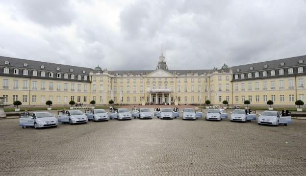 10 Toyota Prius Plug-In Hybrid für Deutschland