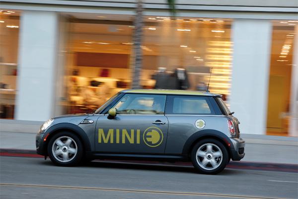 E-Auto Mini E