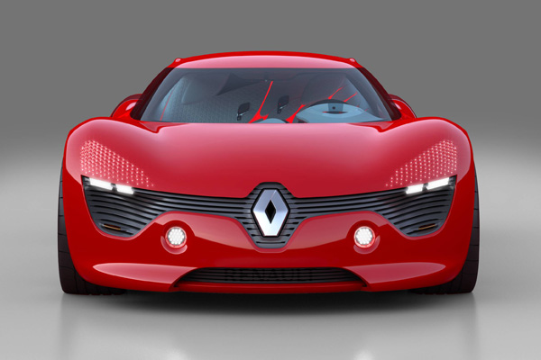 E-Sportwagen-Studie Renault DeZir