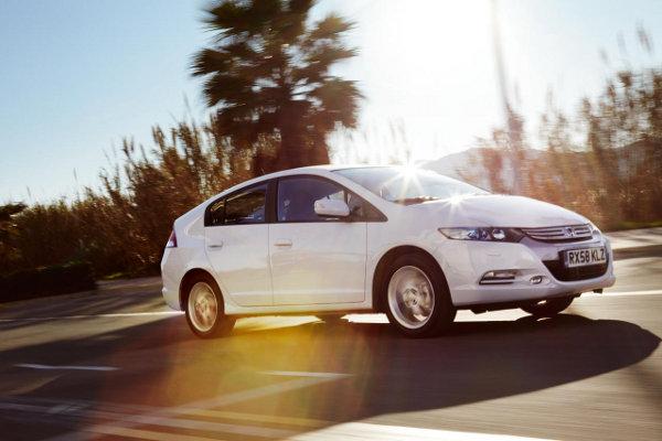 Honda Insight Seitenansicht