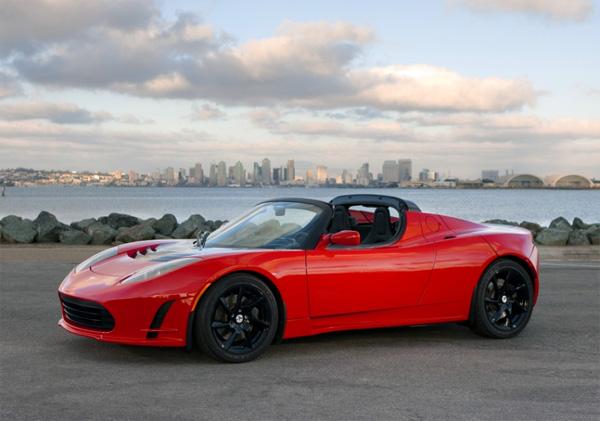 Neuer Tesla Roadster 2.5