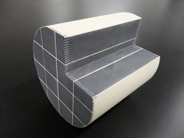 CO2- und Energie-sparendenr Diesel-Katalysator von Panasonic