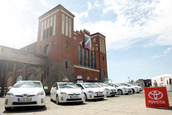 Toyota Prius Fahrzeuge bei TheKey.to