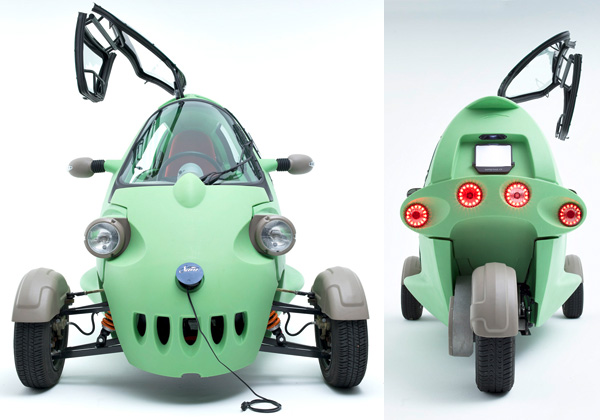 Elektroauto Sam EV II