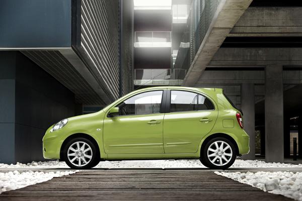 Neuer Nissan Micra (4. Generation)