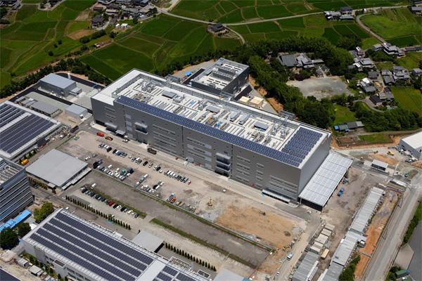Neue Sanyo Fabrik für Lithium-Ionen Batterien