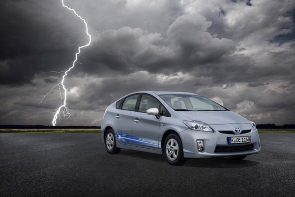 Toyota Prius Plug-In bricht ams Verbrauchsrekord
