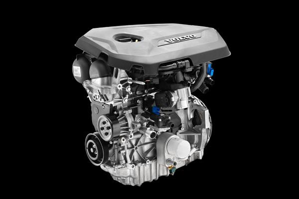 1.6-Liter GTDi-Motor T3 von Volvo