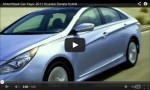 Video: Vorstellung Hyundai Sonata Hybrid