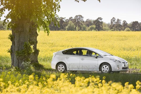 Verkauf des Toyota Prius knackt die zwei Millionen Marke