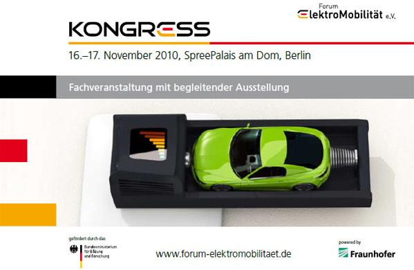 Forum ElektroMobilität - KONGRESS