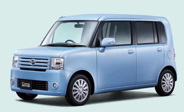 Kleinstwagen Daihatsu Move Conte