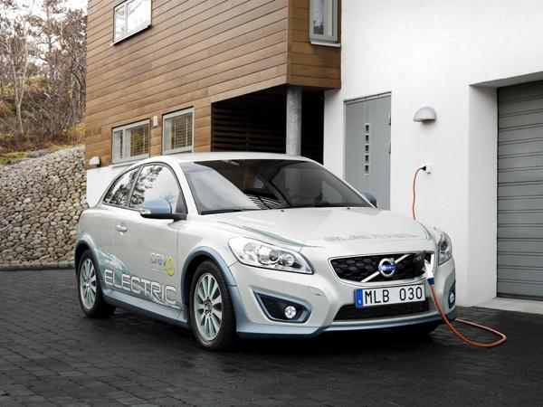 Volvo C30 Elektric bald mit Brennstoffzelle als Range-Extender