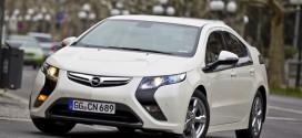 Opel Ampera – Elektroauto mit Range Extender