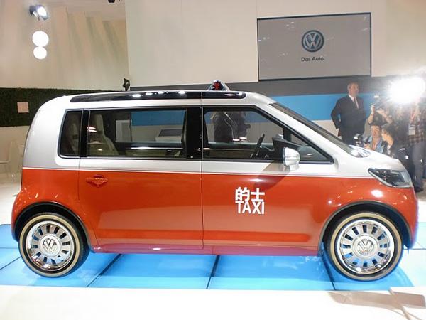 Eco Expo Asia - VW Milano Taxi