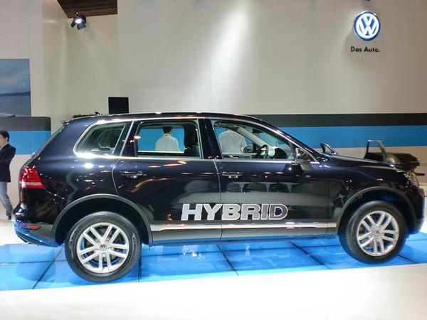 Eco Expo Asia - VW Touareg Hybrid