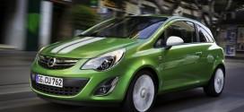 Neuer Opel Corsa ecoFLEX mit 94 g/km CO2